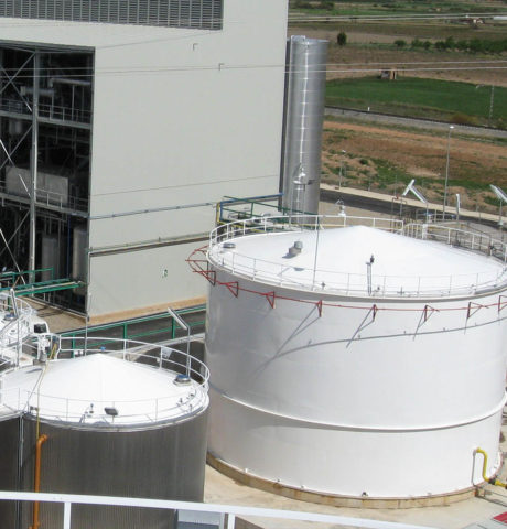 Planta biodiesel